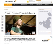 Friedenskonzert Friedrichshafen 2015