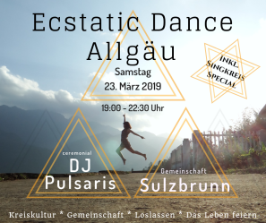 Ecstatic Dance Allgäu