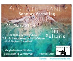 Ecstatic Dance Munich - Matinée